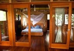 villa de tres dormitorios loft