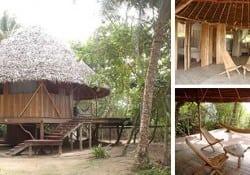bungalow de tres dormitorios