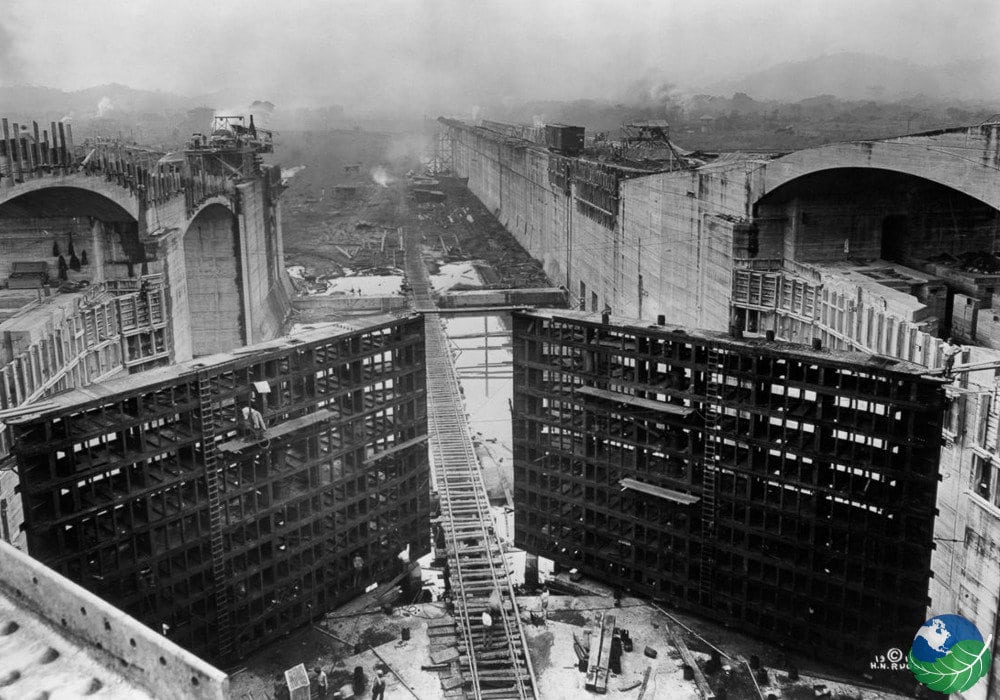 Building the Canal