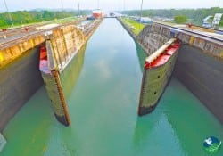 The Panama Canal Today