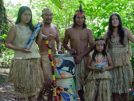 Costa Rica Population Indigenous tribes