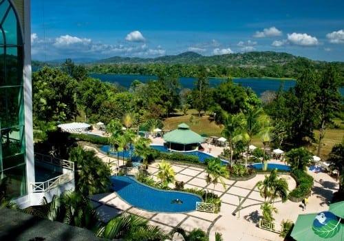 Gamboa Rainforest Resort Gorgeous View