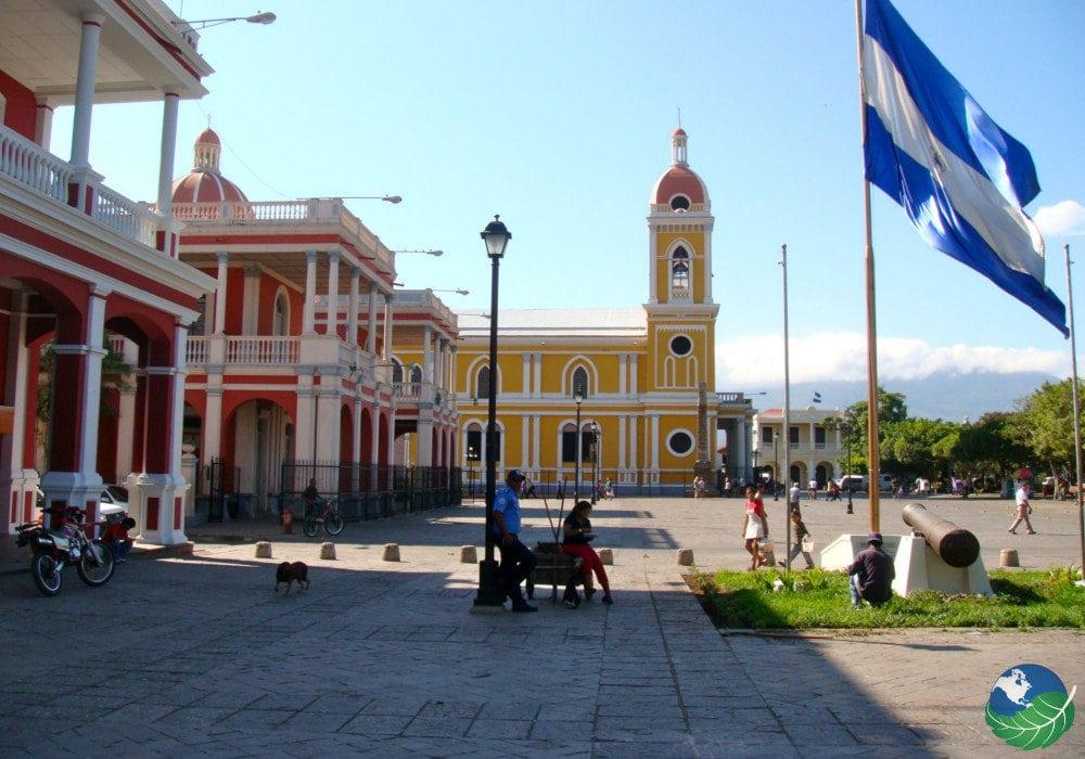 Hotel granada nicaragua ubicado cerca de la plaza del pueblo - Hoteles de lujo granada ...