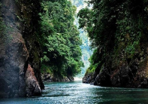 Rivers of Costa rica