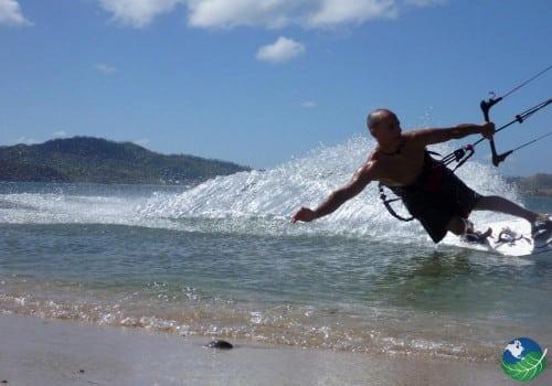 Bahia Salinas Kiteboarding