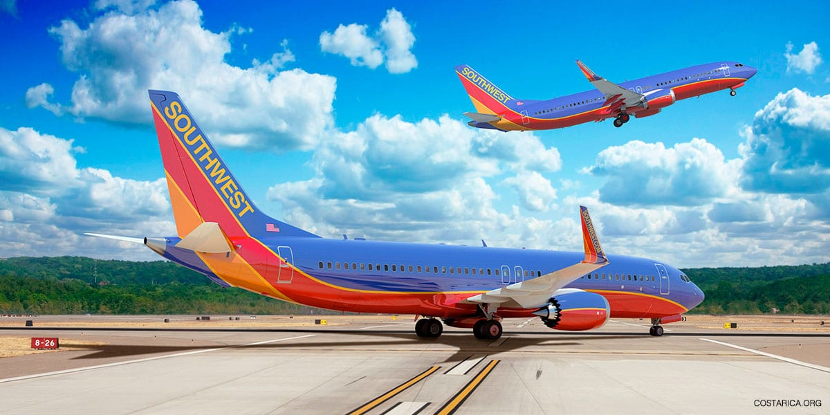 Airports and Flights to Costa Rica