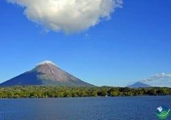 Volcano Concepcion and Volcano Maderas