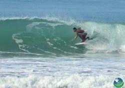 Uvita Costa Rica Surfing