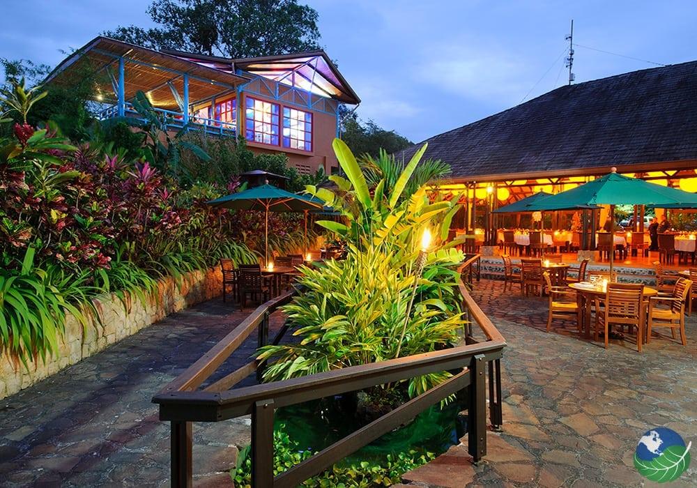 Arenal Nayara Hotel In Arenal Volcano Costa Rica