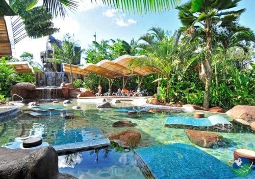 Baldi Hot Springs Pool