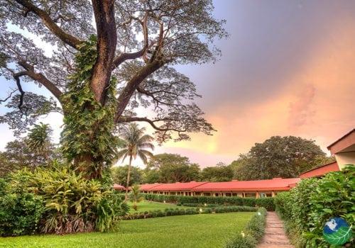 Hacienda Guachipelin Garden