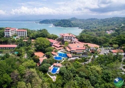 Hotel El Parador Aerial View