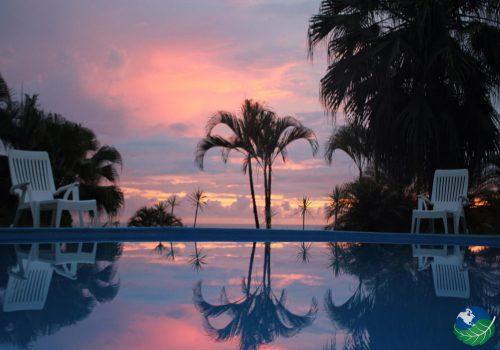 Playa Tortuga Beautiful Sunsets