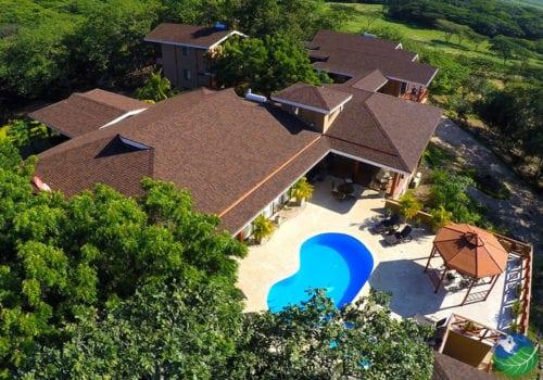 Rancho Humo Aerial VIew