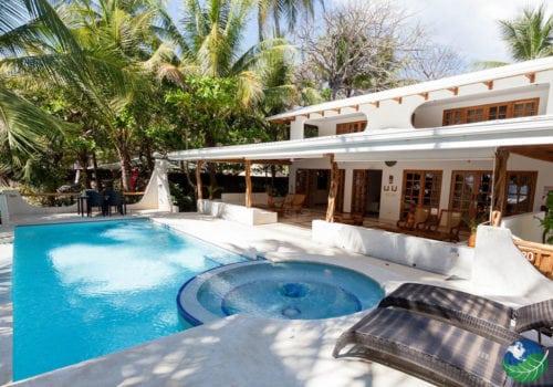 Tropico Latina Beachfront Suite