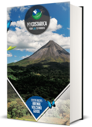 Arenal Volcano PDF Cover