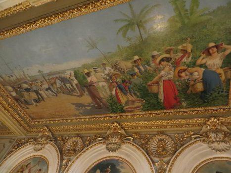 Teatro Nacional de Costa Rica Famous painting