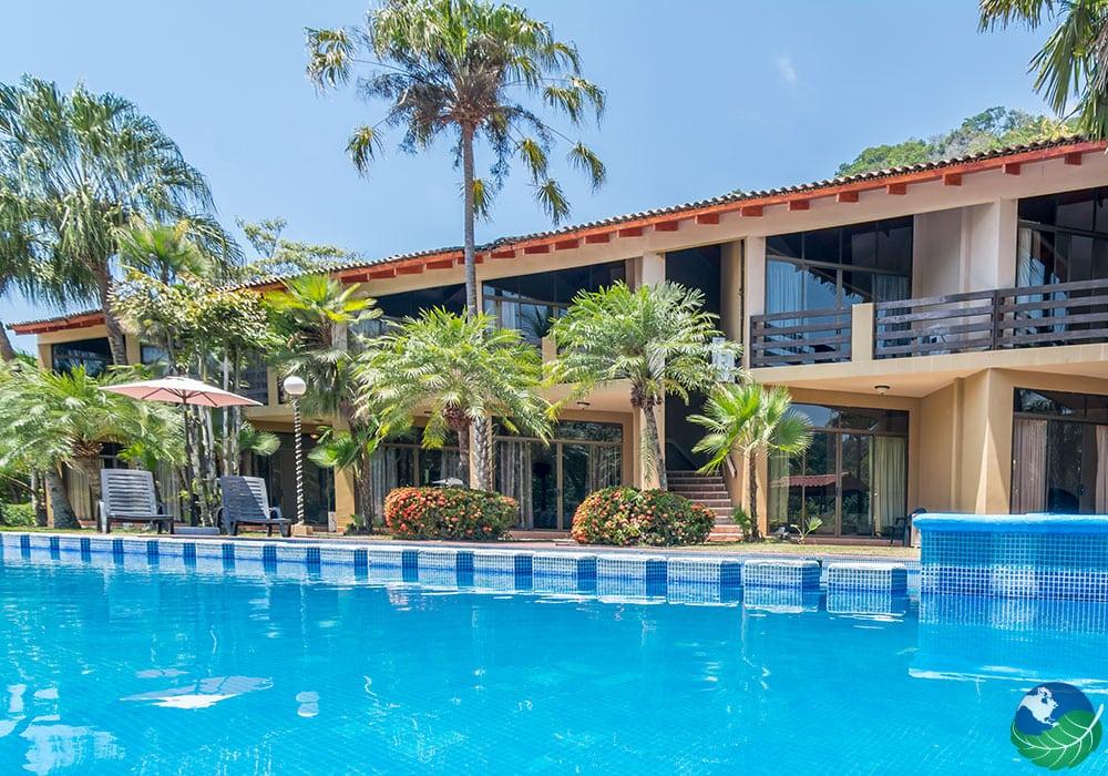 Terraza Del Pacifico Beach Hotel Hermosa Jaco Costa Rica