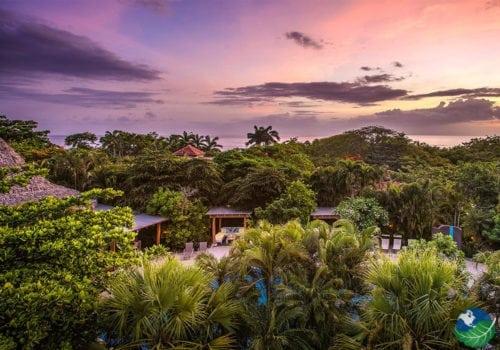 Hotel & Villas Cala Luna Aerial View