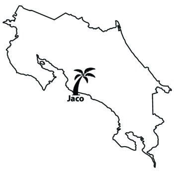 Maps Of Costa Rica Every Map You Need For Your Trip To