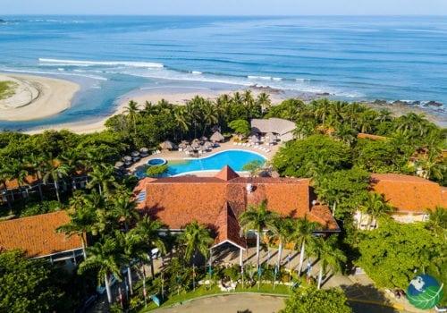 Occidental Tamarindo Aerial View