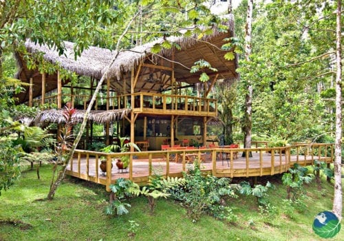 Pacuare Lodge Exterior