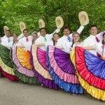 Cumbia Dancers
