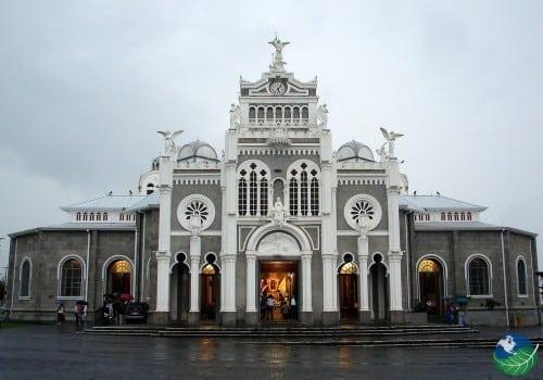 Cartago Costa Rica, Basilica