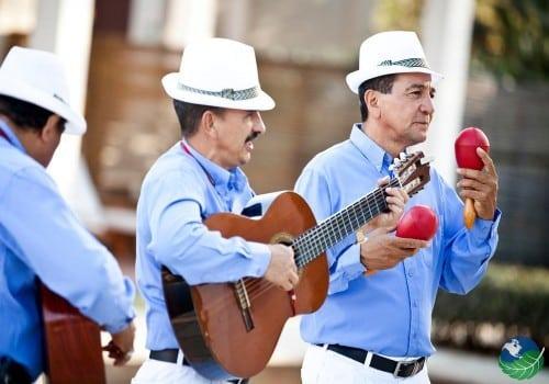 Salsa music