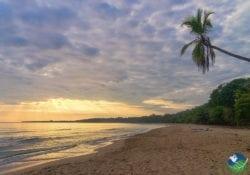 Playa Cocles Sunset