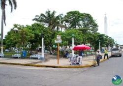 Parque Central in Liberia