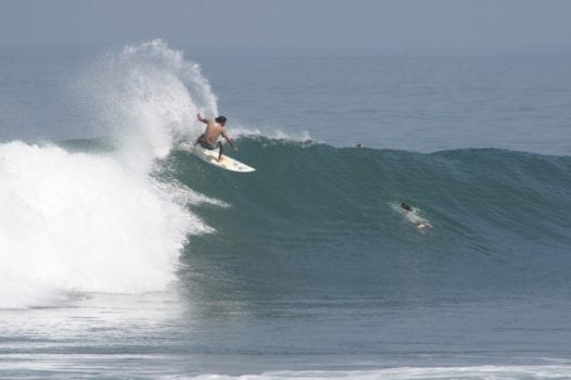 Playa Pavones Surfing