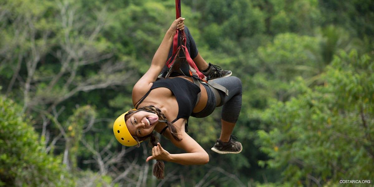 Los diez mejores tours de Costa Rica