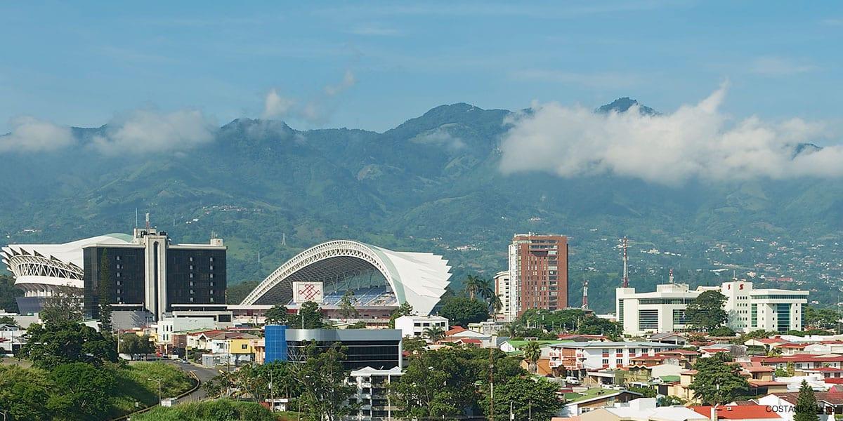 Ciudades de Costa Rica